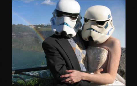 matrimonio geek