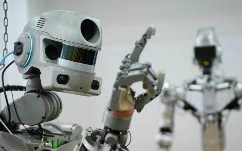 FEDOR-robot