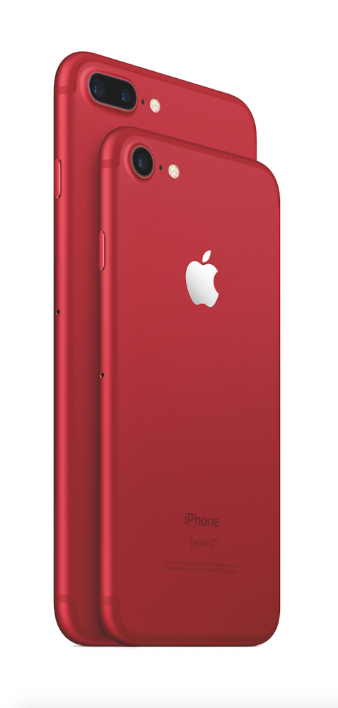 apple-red-iphone